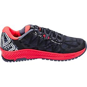 saucony Koa TR Shoes Women Grey/Vizipro Red